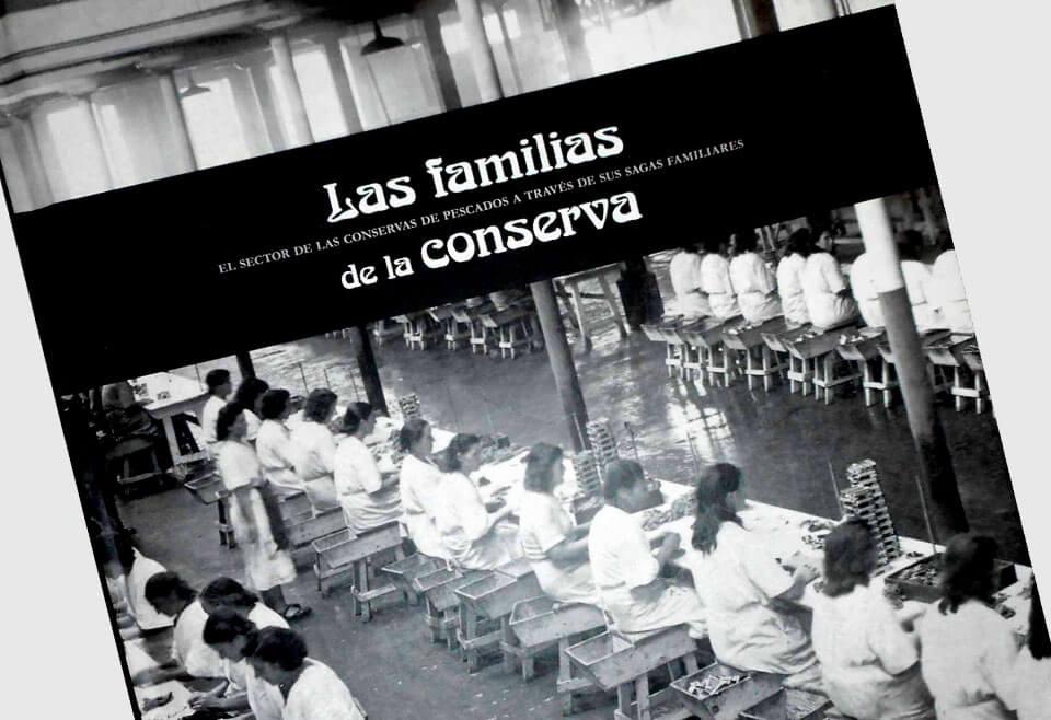 Libro Las familias de la conserva