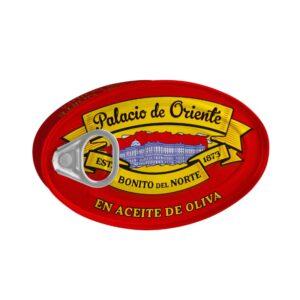 Bonito del Norte en Aceite de Oliva 115g