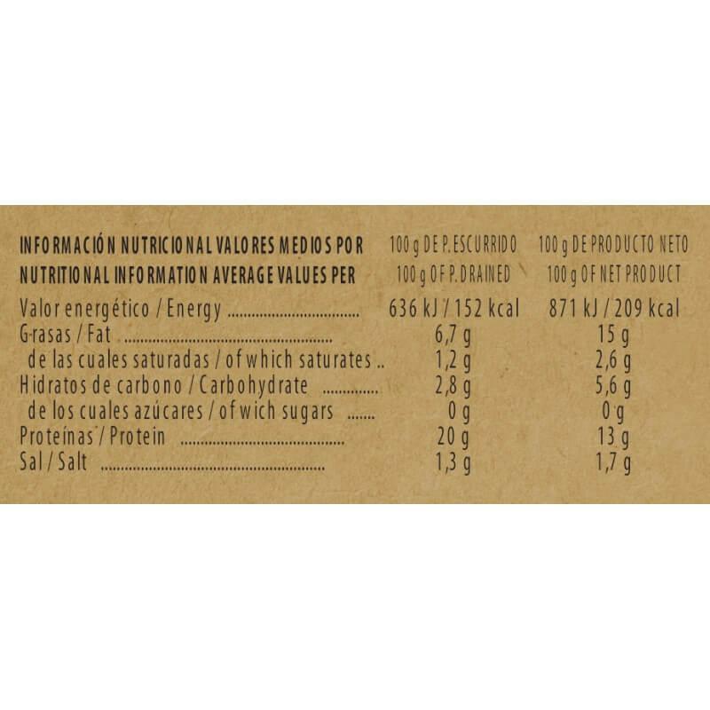 "Mejillones DOP ""Mejillón de Galicia"" Ecológicos en Escabeche Ecológico 115g"