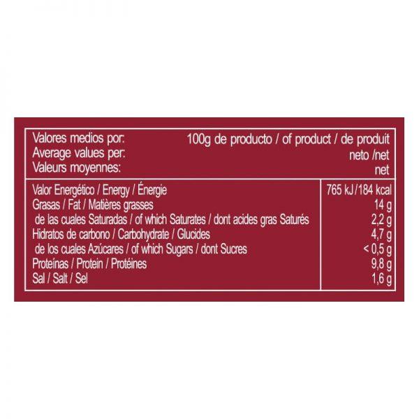 Mejillones Rías Gallegas en Salsa de Marisco con Aceite Oliva 13/18 Piezas