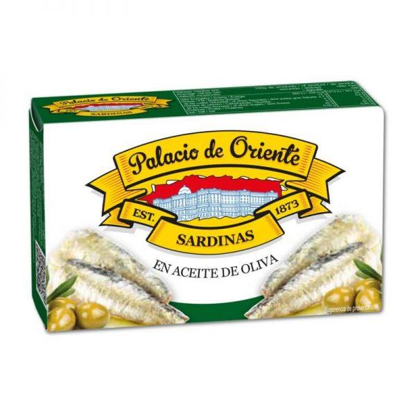 Sardine in Olio di Oliva 120g