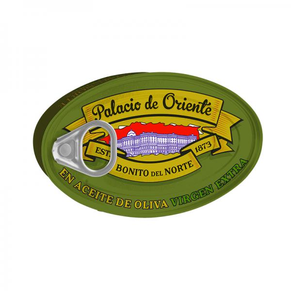 Bonito en aceite de oliva virgen extra - Palacio de Oriente