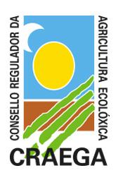 CRAEGA certification for Palacio de Oriente's organic canned goods