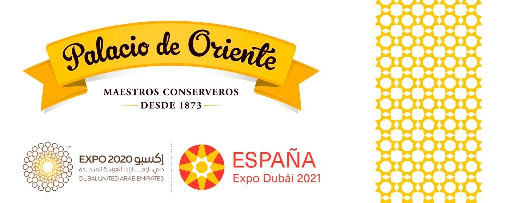 Palacio de Oriente en el Pabellón de España de la Expo Dubái 2020